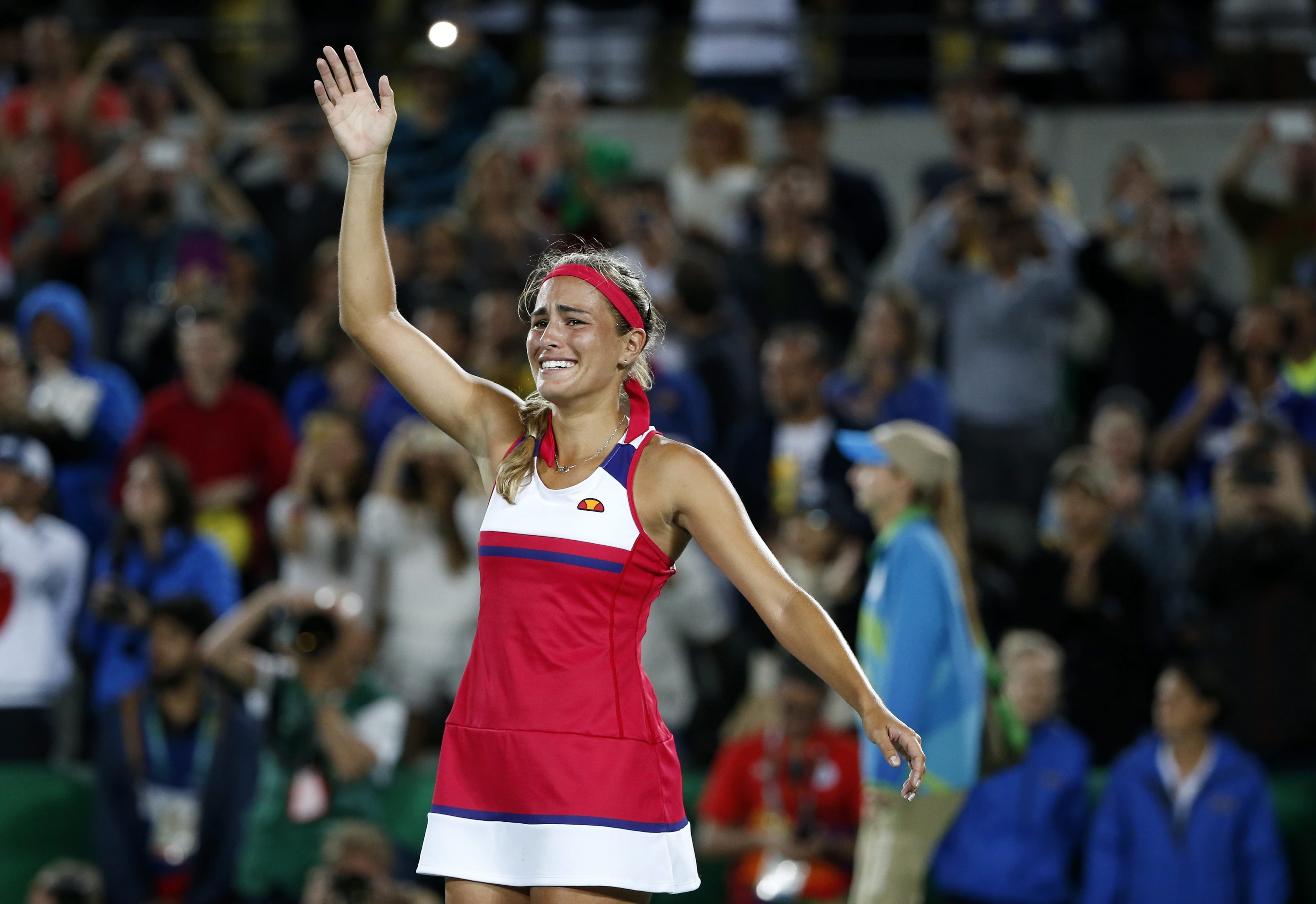Monica Puig Gold Medal Png - Monica Puig Gold: Puerto Rico Medals at Rio 2016 Olympics   Time