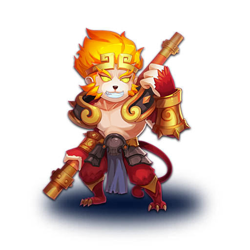 Monkey King Png - Monkey king png 1 » PNG Image