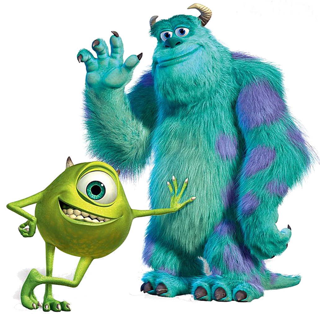 Monster Inc Characters Monsters Inc Ch 27725 Png Images Pngio