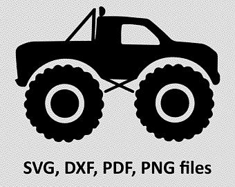 Monster Truck Png Black And White Free Monster Truck Black And White Png Transparent Images 8551 Pngio