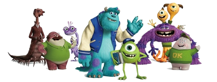 Monsters University Png Free Monsters University Png Transparent Images 1572 Pngio