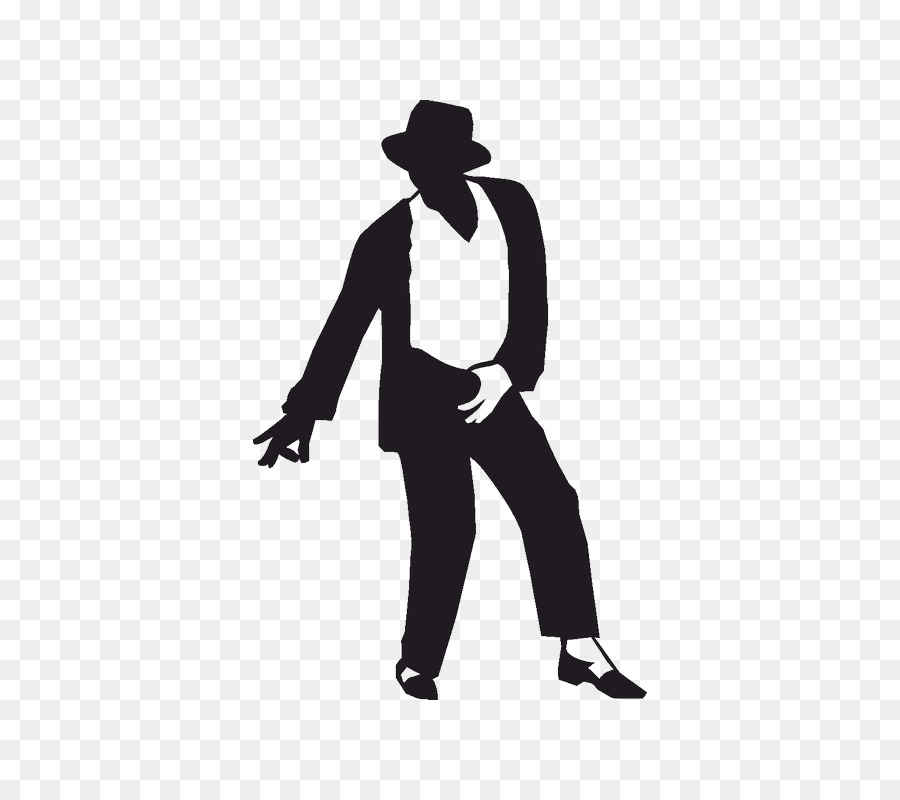The Best Of Michael Jackson Png - Moonwalk Silhouette Dance The Best Of Mi #496473 - PNG Images - PNGio