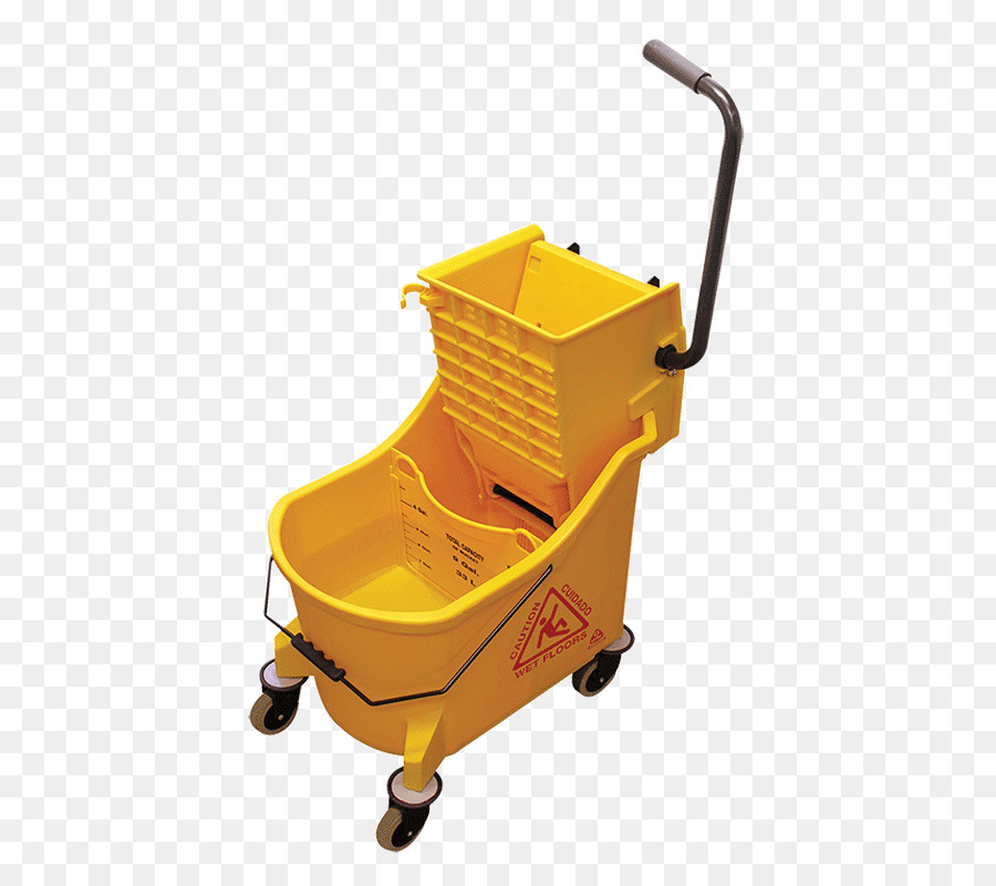 Mop Bucket Png - Mop Bucket Cart Yellow png download - 800*800 - Free Transparent ...