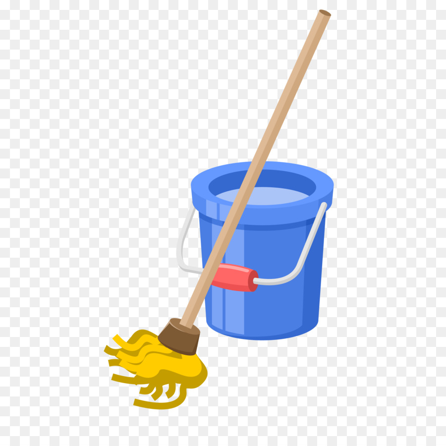 Mop Png - Mop Bucket Cleanliness - Cleaning mop and bucket png download ...