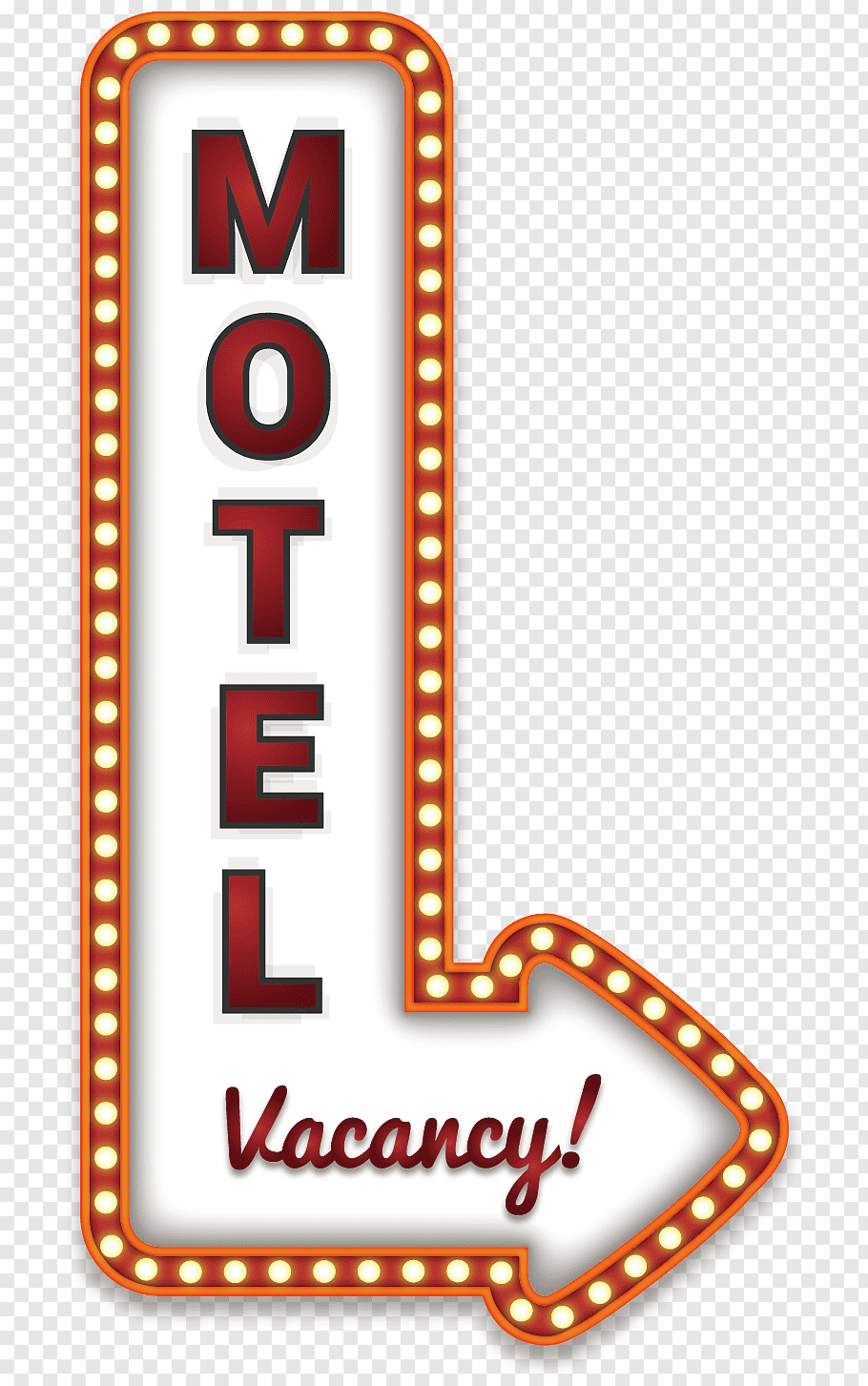 Blue Swallow Png - Motel Vacancy! illustration, Motel 6 Blue Swallow Motel Hotel ...