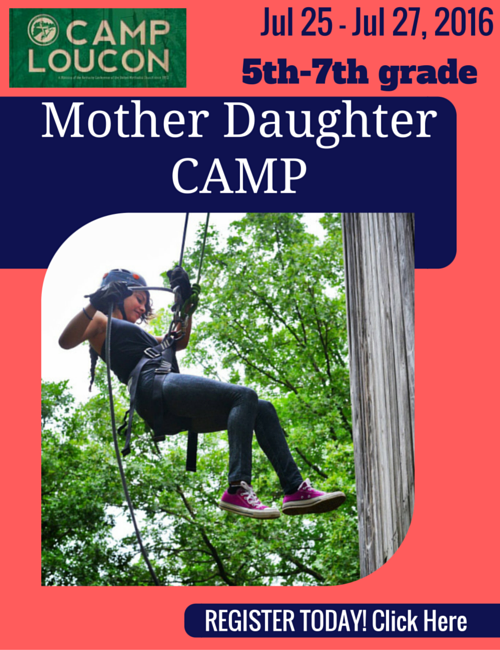 Mother Daughter Camp Png - Mother Daughter Camp (Camp Loucon)
