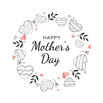 Mothers Day Greetings Png - mother,typography,mom,card,greeting,holiday,love,illustration ...
