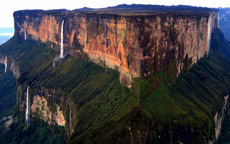 Mount Roraima Png - Mount Roraima l Beautiful Old Plateau - Our Breathing Planet