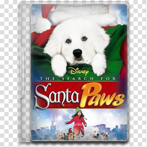 Search For Santa Paws Png - Movie Icon Mega , The Search for Santa Paws, Disney The Search For ...