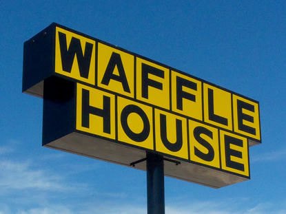 Waffle House Png - MPD investigate customer robbery at Moffett and University Waffle ...
