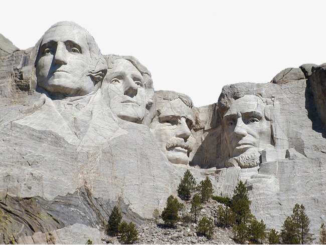 Mount Rushmore Png - Mt Rushmore Png & Free Mt Rushmore.png Transparent Images #7759 ...