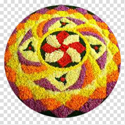 Festival Of The Flowers Png - Multicolored flower, Kerala Onam Festival Competition, onam ...