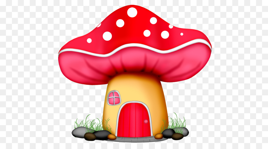 Cartoon Mushroom House Png - Mushroom Cartoon png download - 560*485 - Free Transparent ...