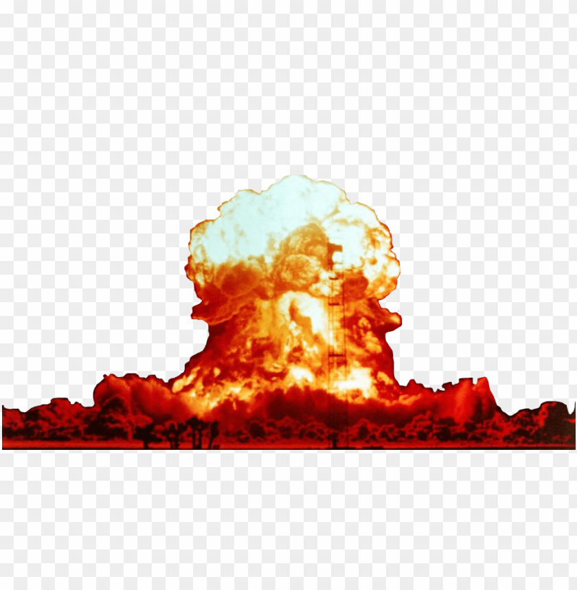 Mushroom Cloud Png PNG Image With Transp #758762 - PNG