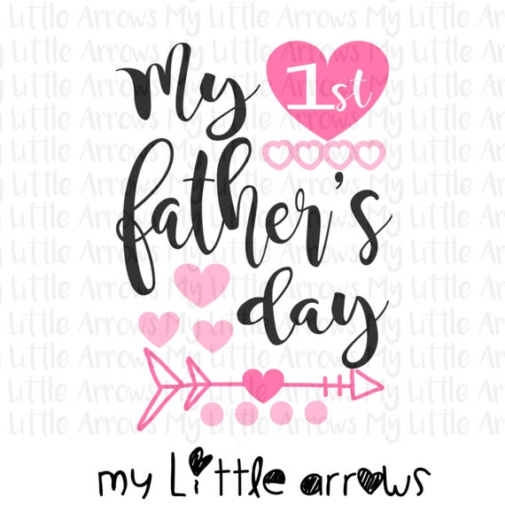 Free  how it works  1. My First Fathers Day Svg Dxf Eps Png Fil 450067 Png Images Pngio SVG, PNG, EPS, DXF File