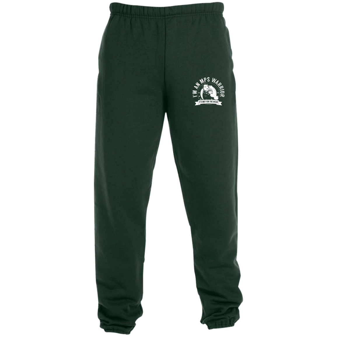 Sweatpants 3png - Myofascial Pain Syndrome - MPS Warrior NFTW Sweatpants with ...
