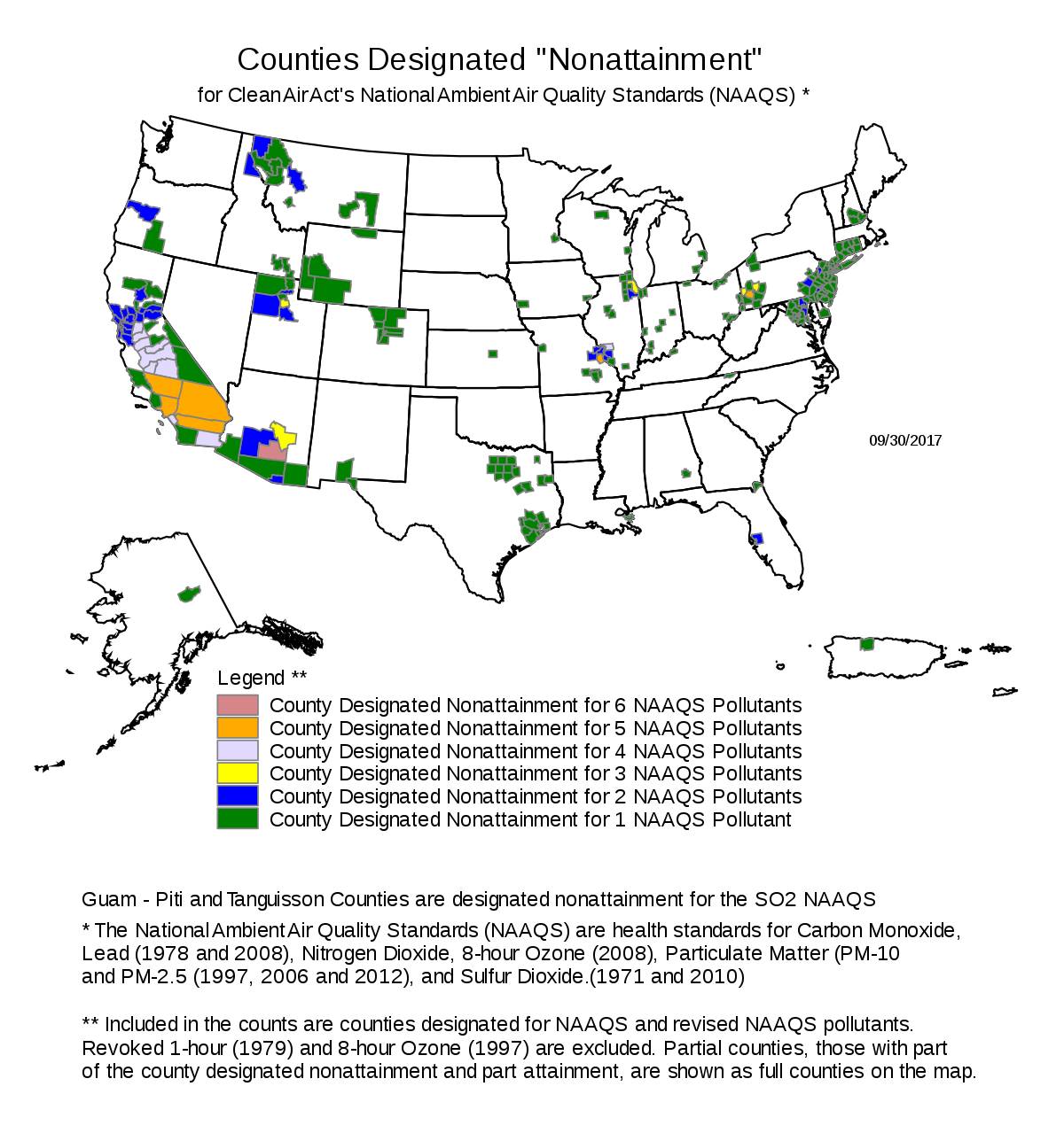 National Ambient Air Quality Standards Png - National Ambient Air Quality Standards - Wikipedia
