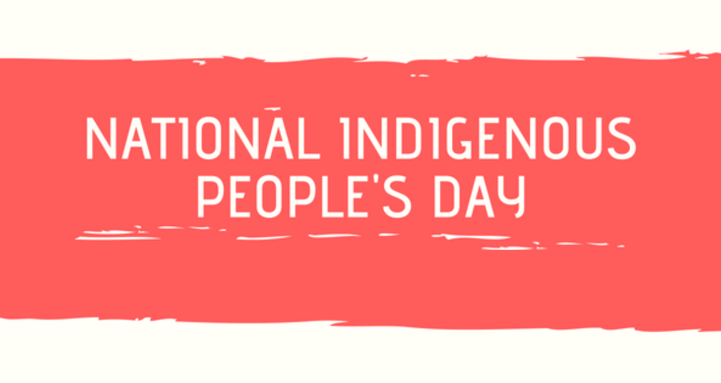 Indigenous Peoples Day Png - National Indigenous Peoples Day