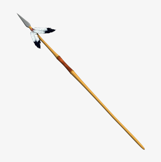 Spear Png Free - Native Spear, Spear, Spearhead, Cold Weapon PNG Image and Clipart ...