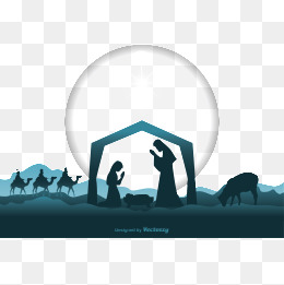 Free Png Nativity Scene - Nativity Png, Vectors, PSD, and Clipart for Free Download | Pngtree