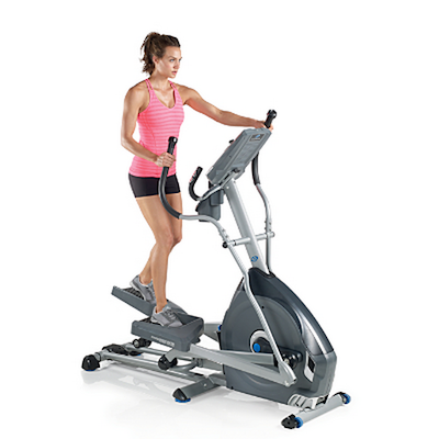 Elliptical Trainer Png - Nautilus E614