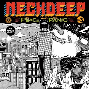 Neck Deep Png - Neck Deep - The Peace And The Panic | Banquet Records