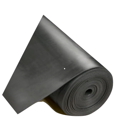 Neoprene Png - Neoprene Cloth Inserted Sheet Rubber - Canal Rubber