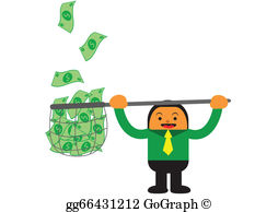 Income Clipart - Net Income Clip Art - Royalty Free - GoGraph