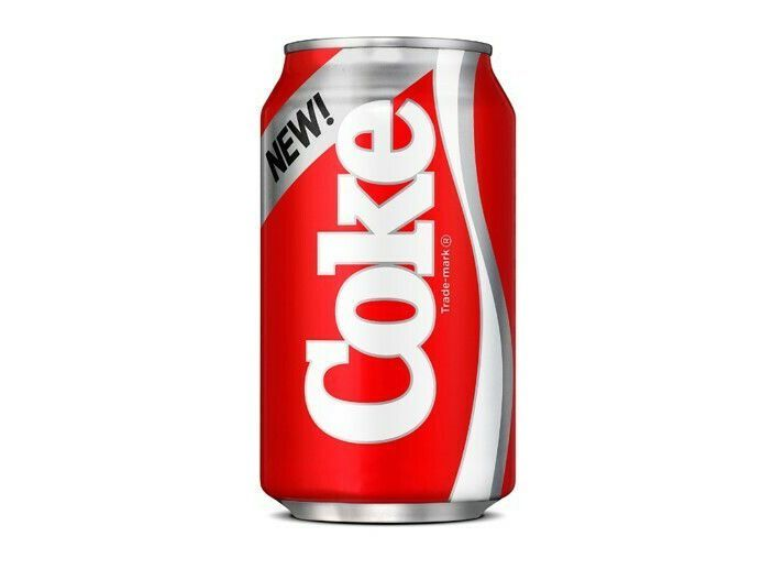 New Coke Png - New Coke, from 1985, makes comeback with 'Stranger Things ...
