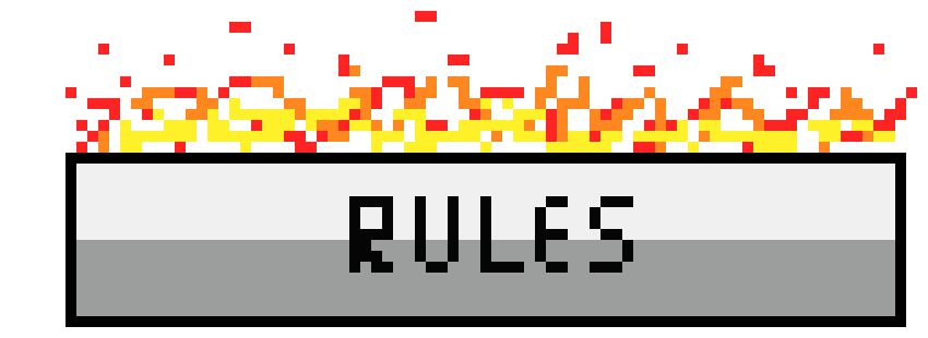 Game Rules Png - new game button concept | Pixel Art Maker