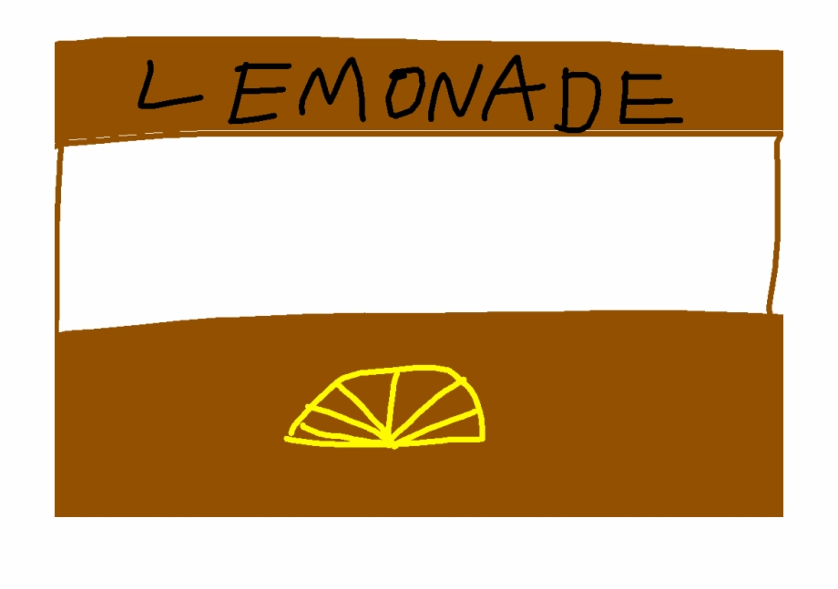 Lemonade Stand Png - New Lemonade Stand Free PNG Images & Clipart Download #1258728 ...