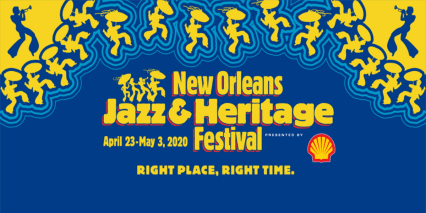 New Orleans Jazz  Heritage Festival Png - New Orleans Jazz & Heritage Festival Announces 2020 Lineup