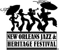New Orleans Jazz  Heritage Festival Png - New Orleans Jazz & Heritage Festival - Wikipedia