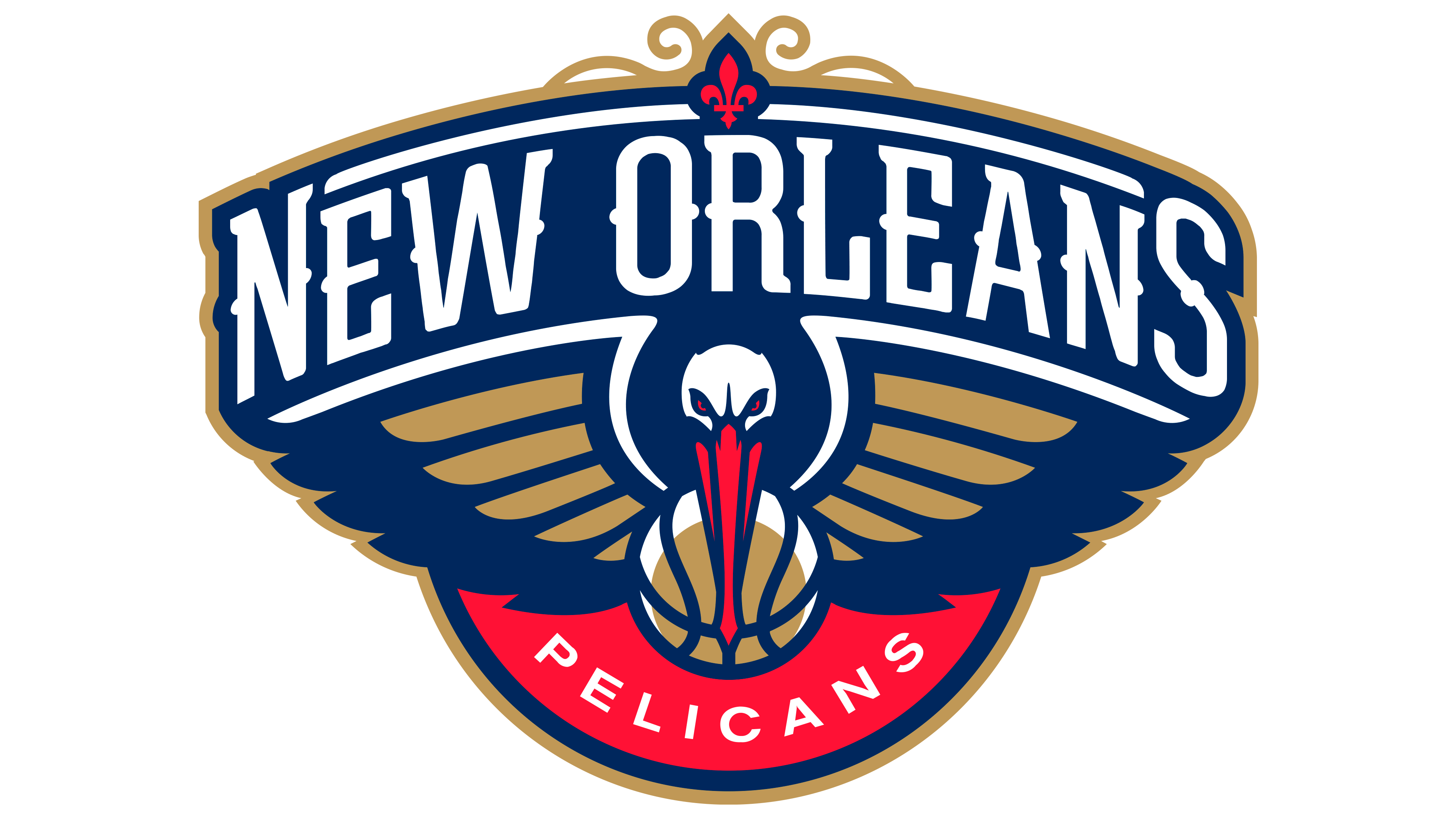 Pelicans Png - New Orleans Pelicans Logo | HISTORY & MEANING & PNG