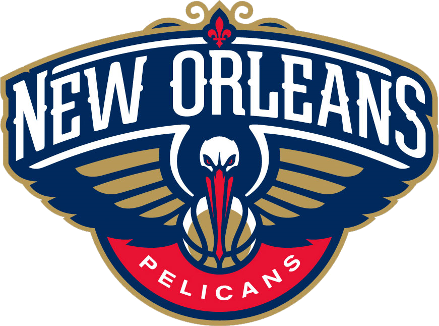 Pelicans Png - New Orleans Pelicans Transparent & PNG Clipart Free Download - YAWD