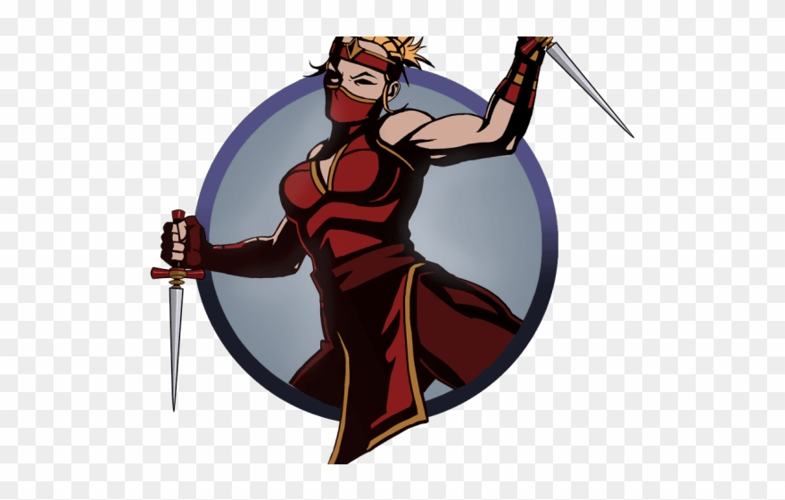 Female Ninja Png - Ninja Clipart Ninja Shadow - Shadow Fight 2 Female Ninja - Png ...
