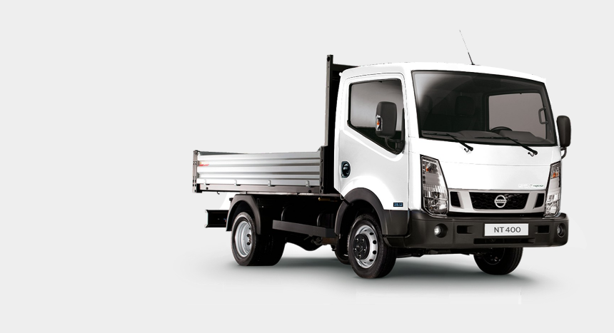 Nissan Cabstar Png - Nissan Nt Camion Benne Utilitaire Ⓒ - Nissan Cabstar Nt400 ...