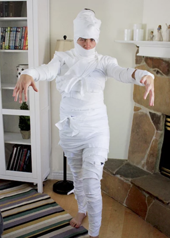 Toilet Paper Mummy Png & Free Toilet Paper Mummy.png Transparent Images  #90210 - PNGio