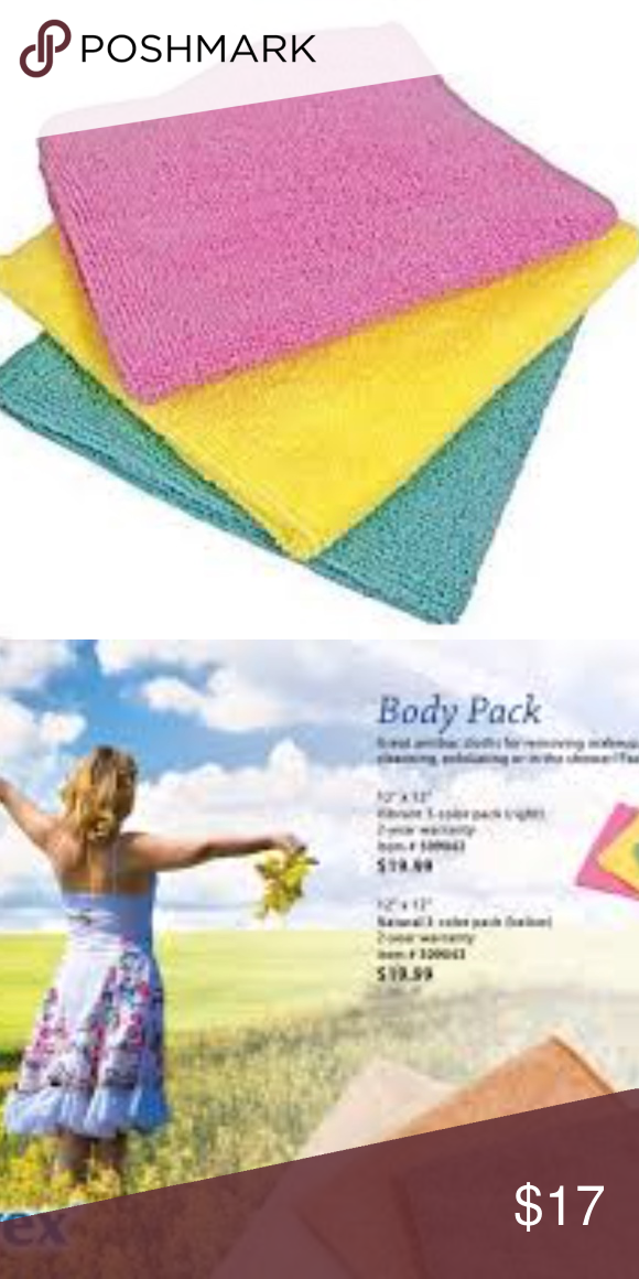 Packing Bags Png Body - Norwex Vibrant Body Pack of 3 New! Perfect for every house ...