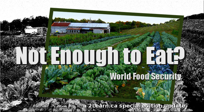 Not Enough Food Png - Not Enough to Eat? World Food Security - a 2Learn.ca special ...