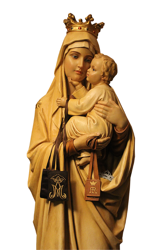Carmel Png - Novena To Our Lady Of Mount Carmel : Car #1377846 - PNG Images - PNGio