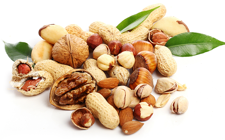 Fruits Nuts Png - Nuts