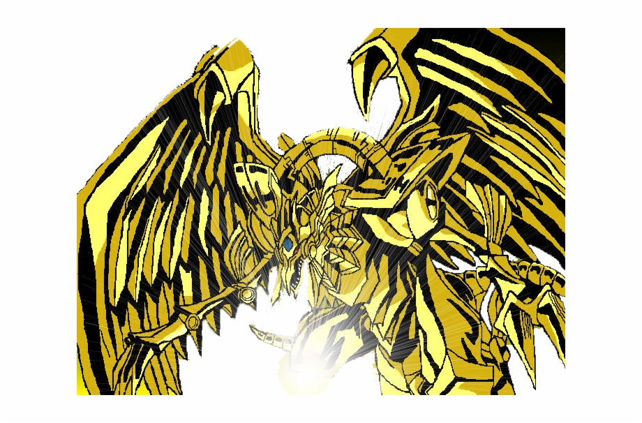 Winged Dragon Of Ra Png - Obelisk The Tormentor - Winged Dragon Of Ra Png | Transparent PNG ...