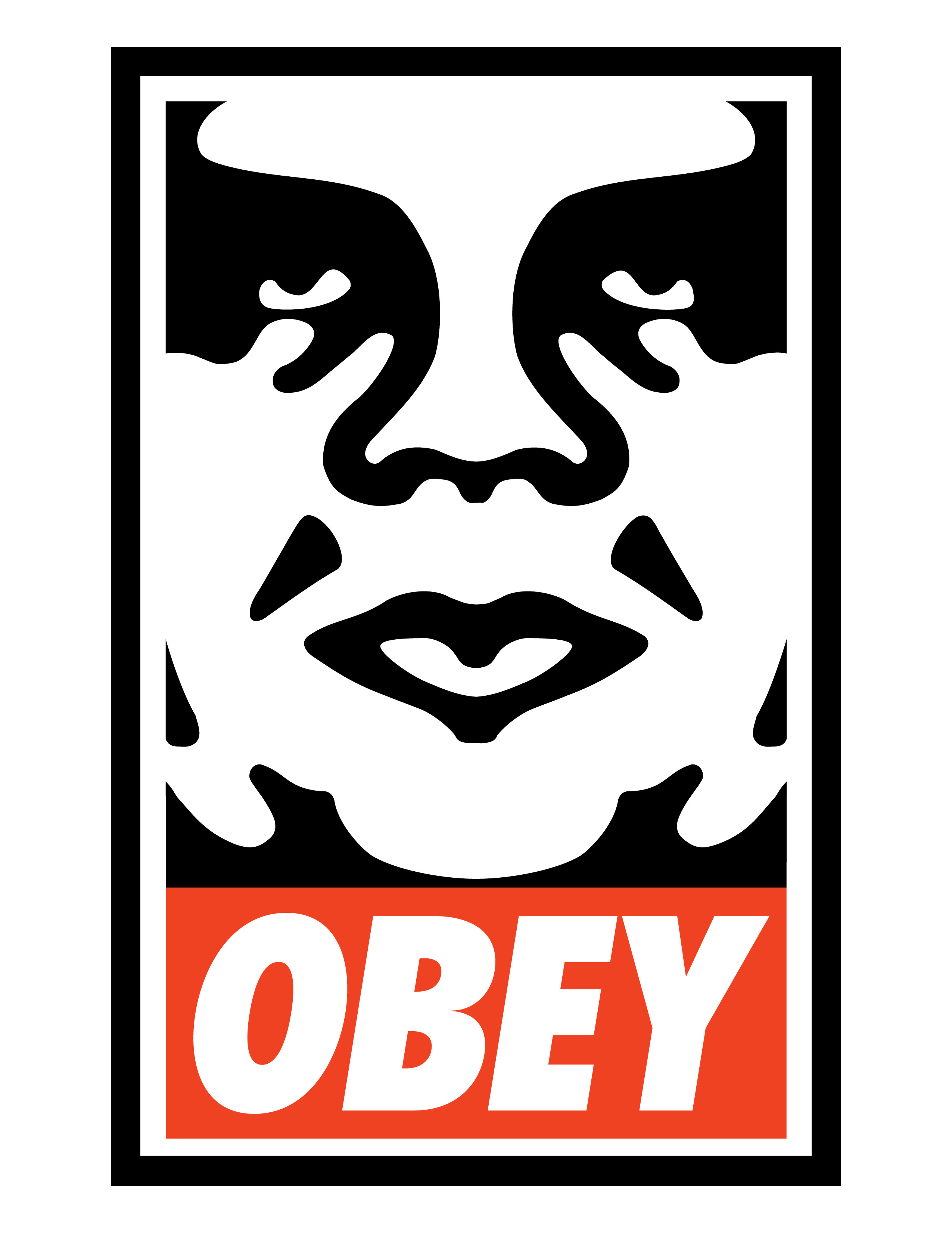 Obey Png Free Obey Png Transparent Images 17271 Pngio