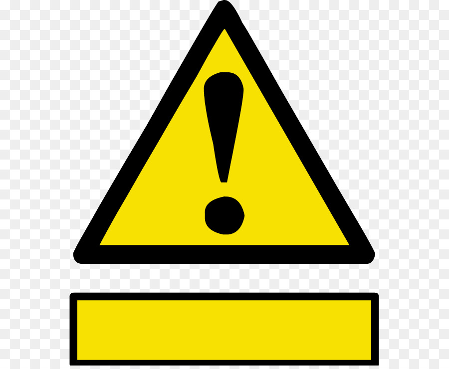 Safety Hazard Png - Occupational safety and health Hazard symbol Warning sign - safety ...
