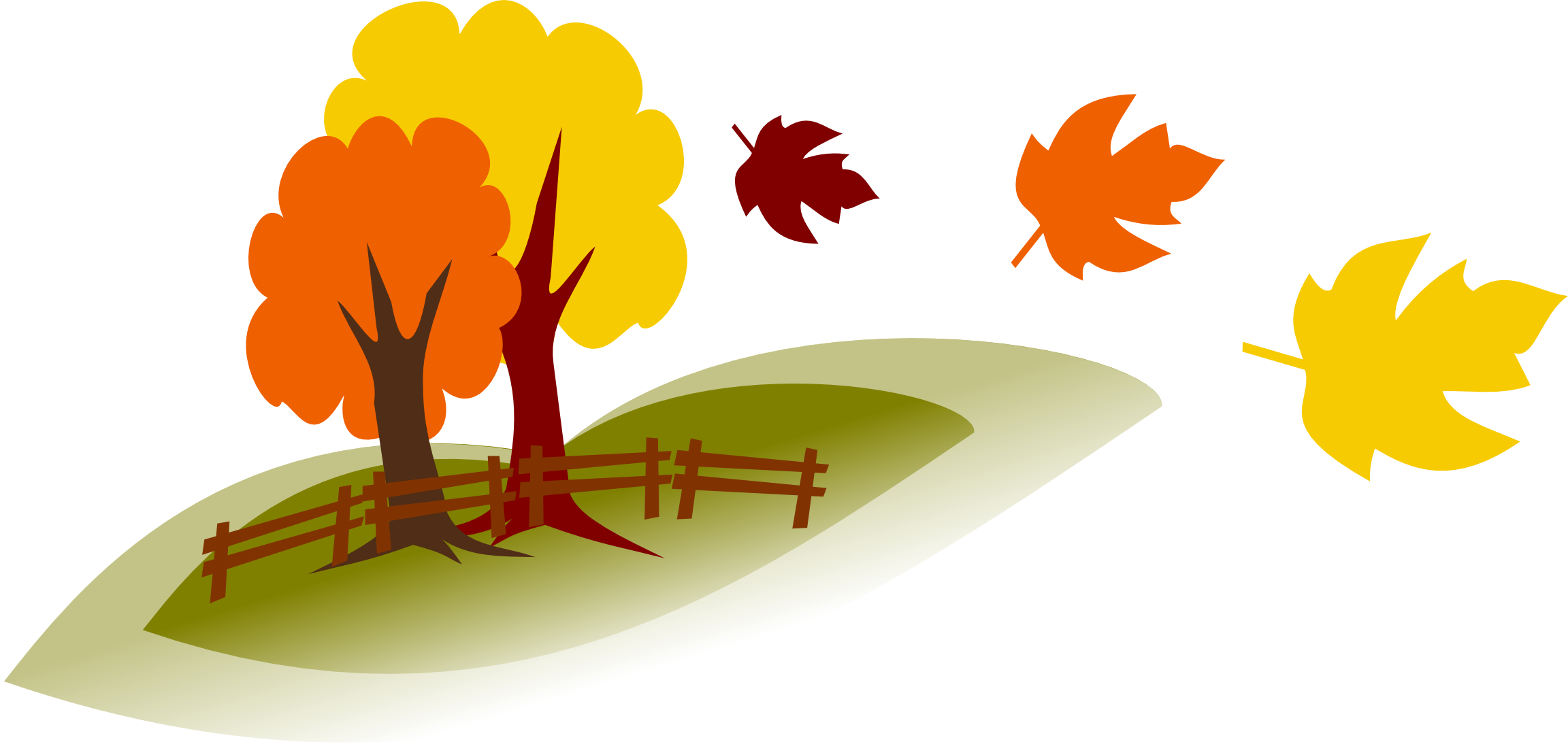 October Fall Png - October Design Transparent & PNG Clipart Free Download - YWD