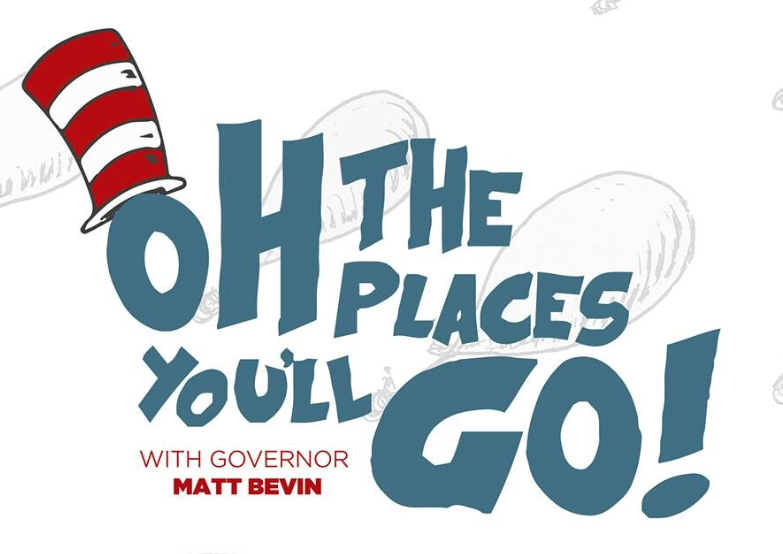 Oh The Places Youll Go Png - Oh, the Places You'll Go' on Read Across America Day — thanks to ...