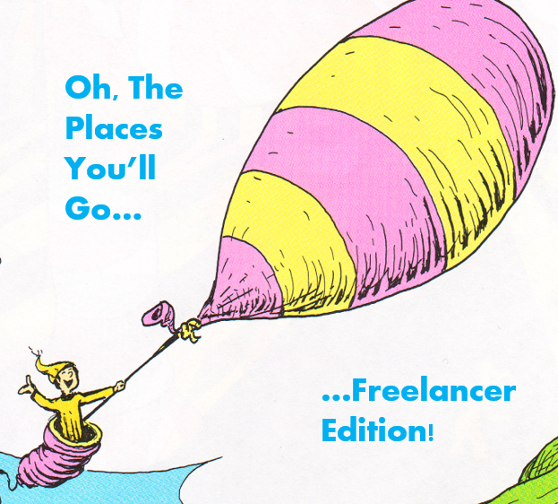 Oh The Places Youll Go Png - Oh, The Places You'll Go (With Apologies to Dr. Seuss) - WriterAccess