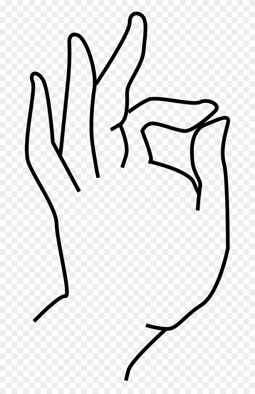Buddhas Hand Png - Okay Hand Gesture Fingers Png Image - Lord Buddha Hand Symbol ...