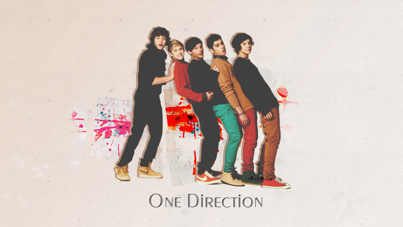 One Direction Wallpaper By Xinsomne 1112009 Png Images Pngio